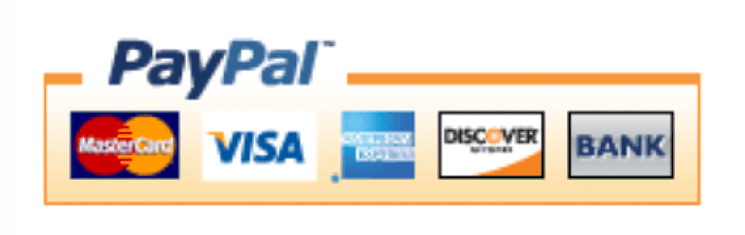 credit cards paypal accepts